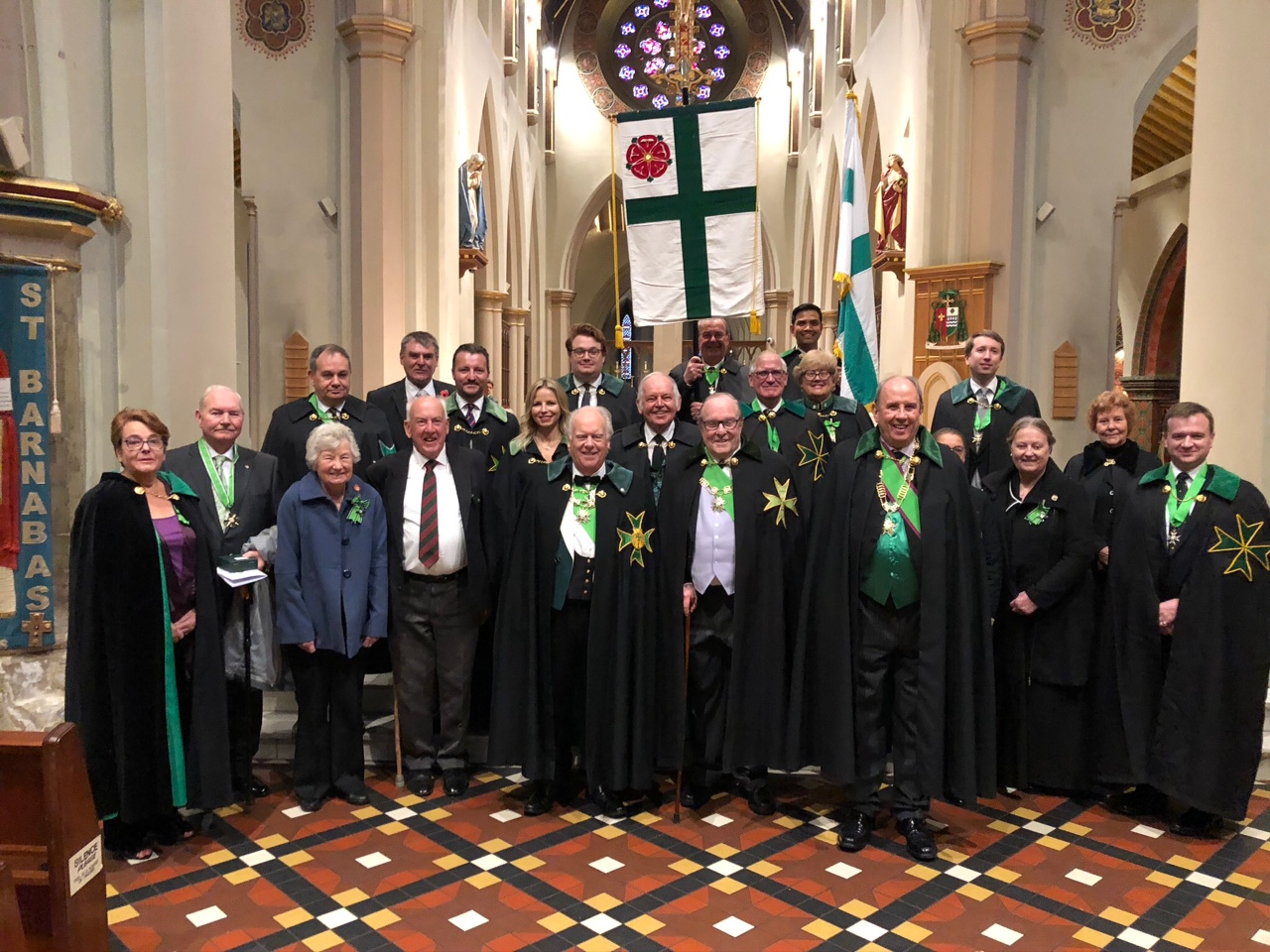 Autumn Investiture 2019