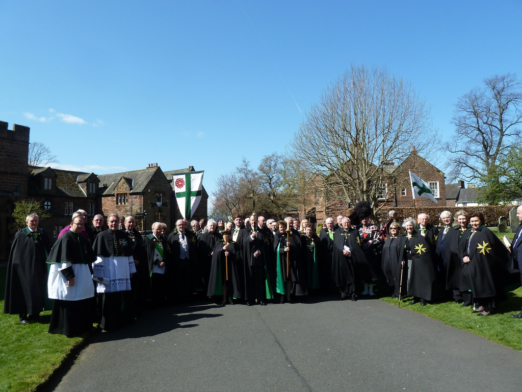 Carlisle investiture 2015