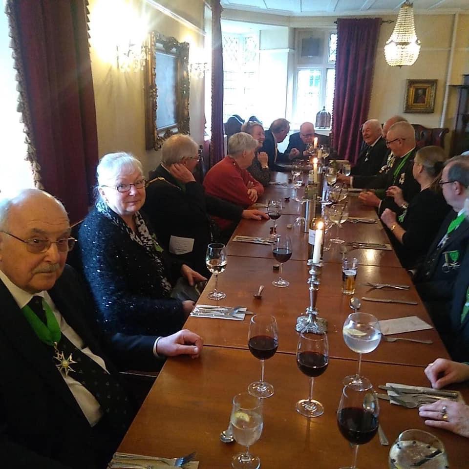 Cumbria lunch 2020