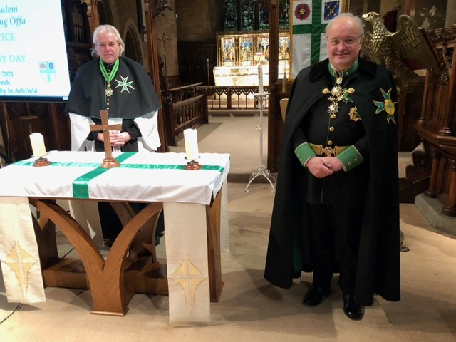The Commander and Chaplain