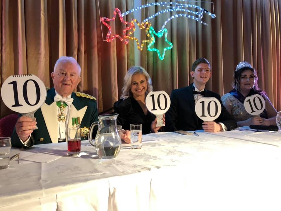 'Strictly' judges