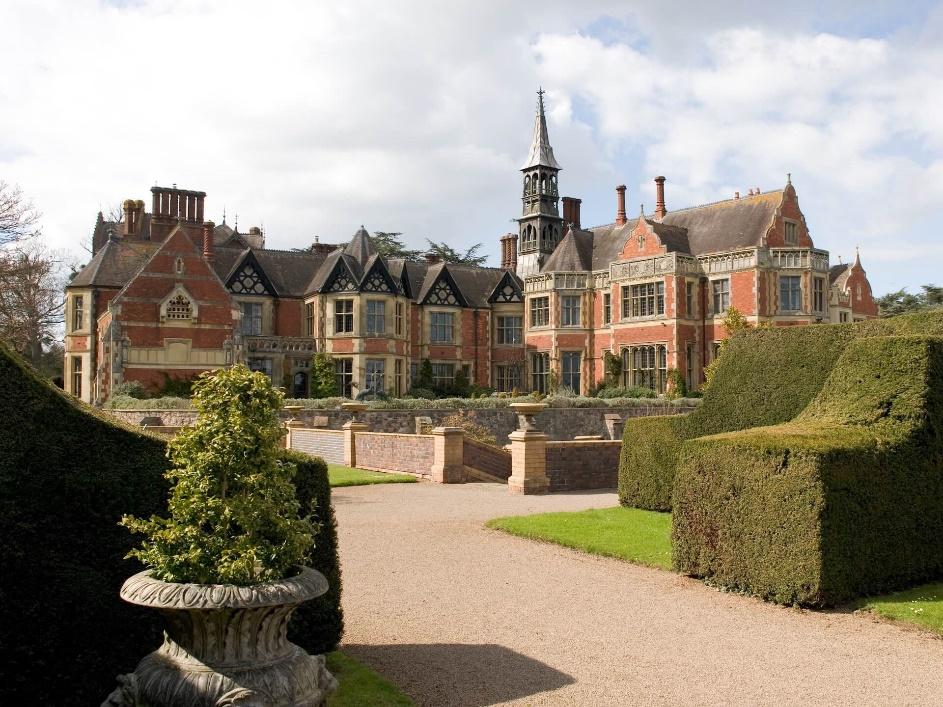 Madresfield Court