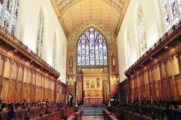 Queens Chapel