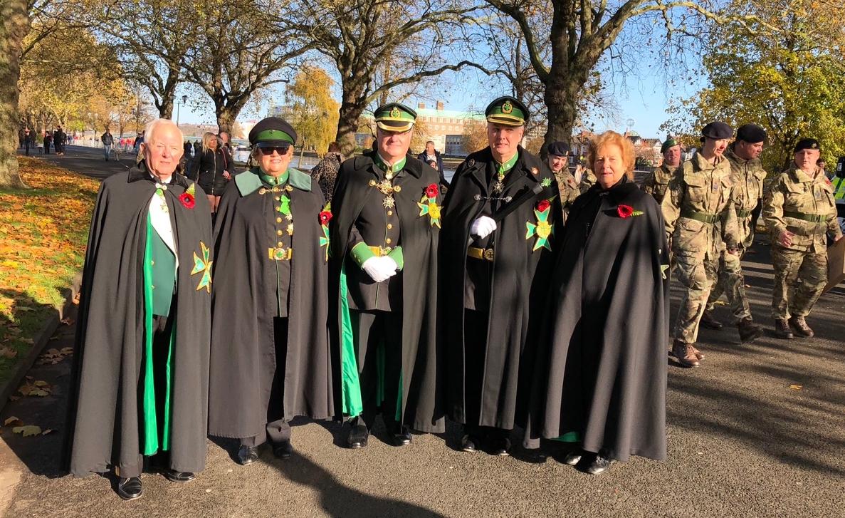 Remembrance Nottingham