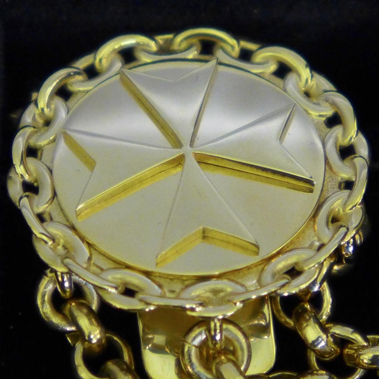 Shrieval chain Lazarus detail