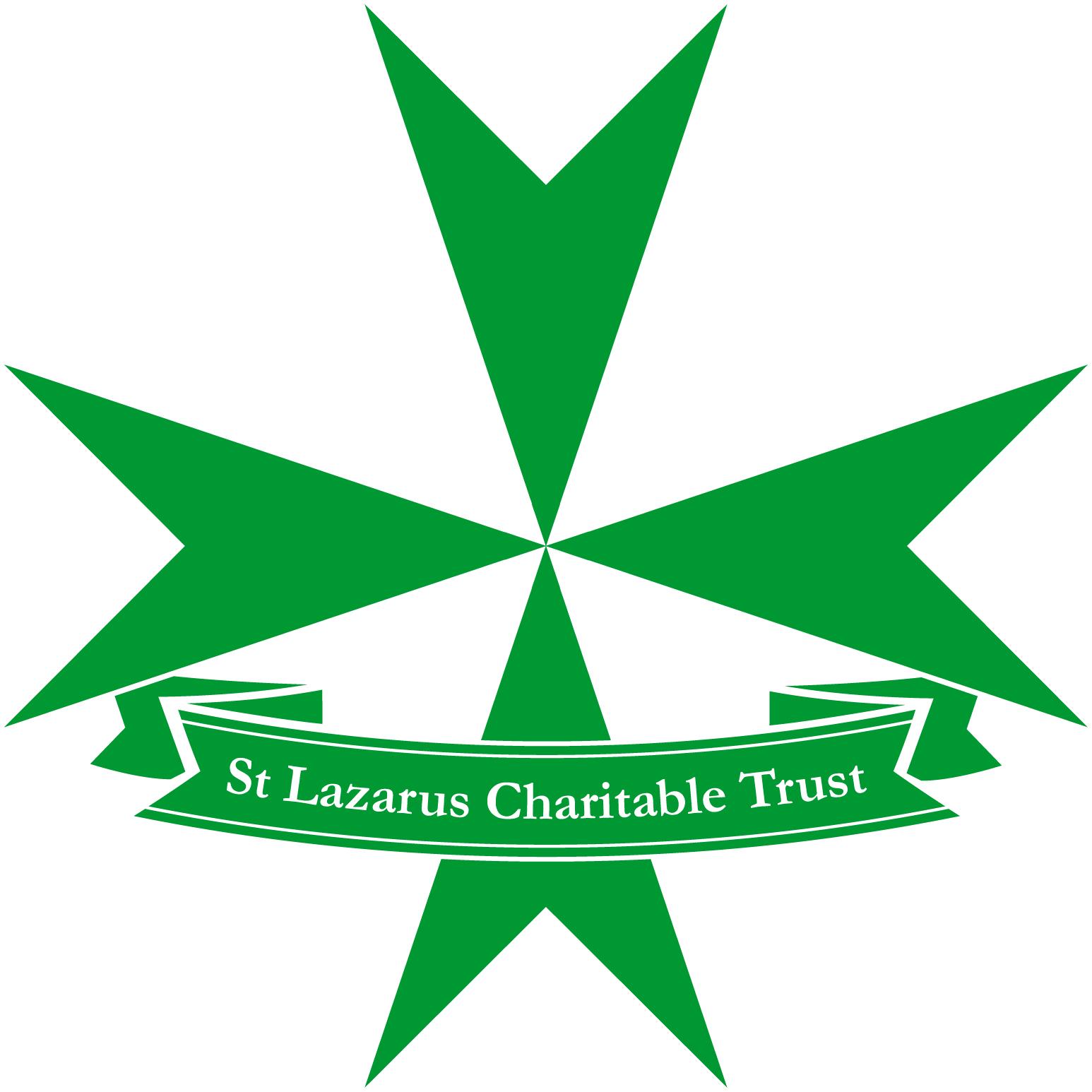 St Lazarus Charitable Trust Logo