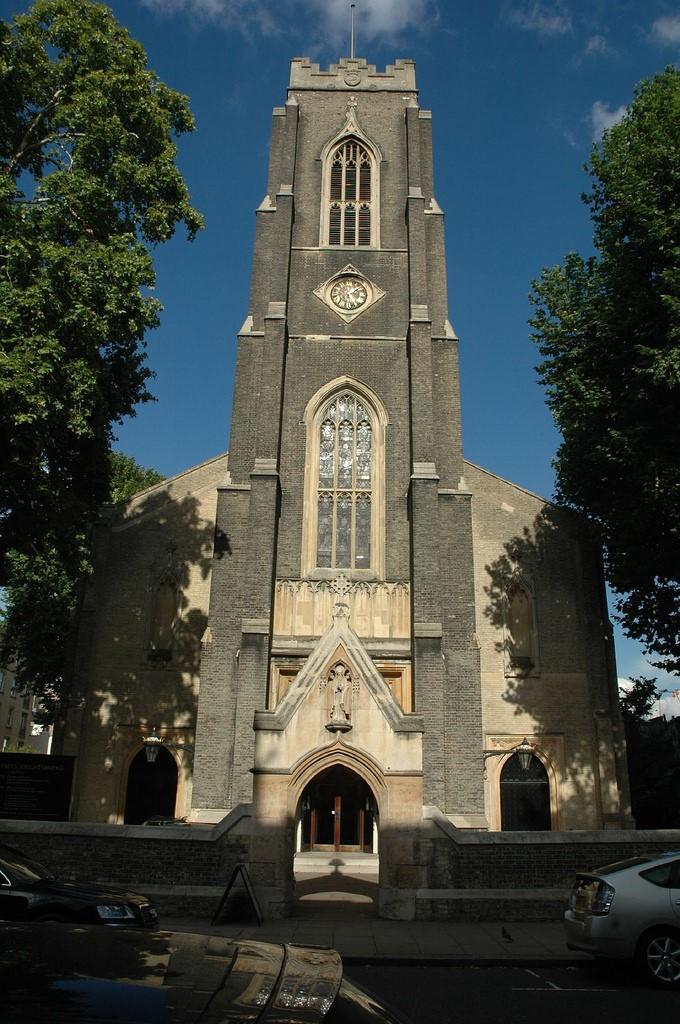St Pauls Knightsbridge