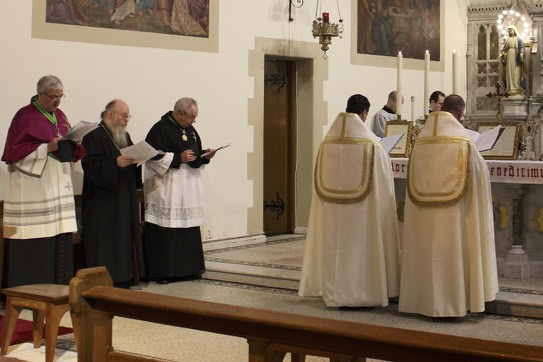 Wales chaplains
