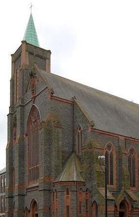 St David's exterior