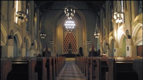St David's interior