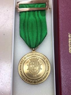 GM medal