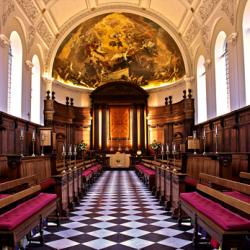 Wren Chapel